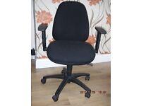 Black Computer Chair - excellent condition