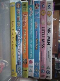 kids dvd's £1 each or whole bundle for £20 collect or delivery Stonehaven