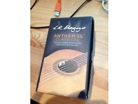L.R Baggs Anthem SL classical guitar pickup system