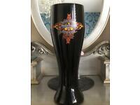 Harley Davidson large drink glass