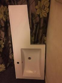 Sink only 1100x465x256 new little chip as seen in pic two off £50 each