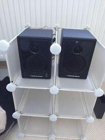 Cerwin Vega XD3 desk speakers