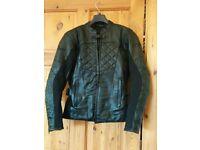 Ladies RST Leather Jacket