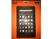 Brand new fire tablet