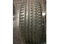 BRAND NEW 235 55 17 Accelera XL 103W inside/outside tread pattern. tyre