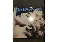 Madonna True Blue vinyl lp