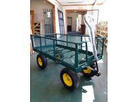 Mesh Cart 4' x 2'