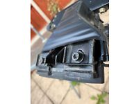 Vauxhall astra Mk3/4 roof rack and bars (may possibly fit a Corsa)