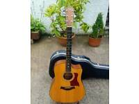 Taylor 310 ce with original hard case(mint) Reduced!!!