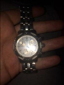 Tissot Sapphire Crystal Watch