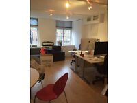3-6 person office space (290 sq.ft.) available in Fulham, SW6