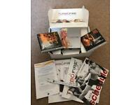 Turbofire & insanity fitness dvds