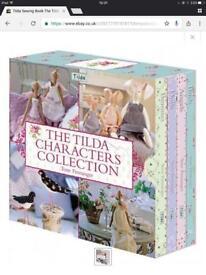 Tulsa character collection
