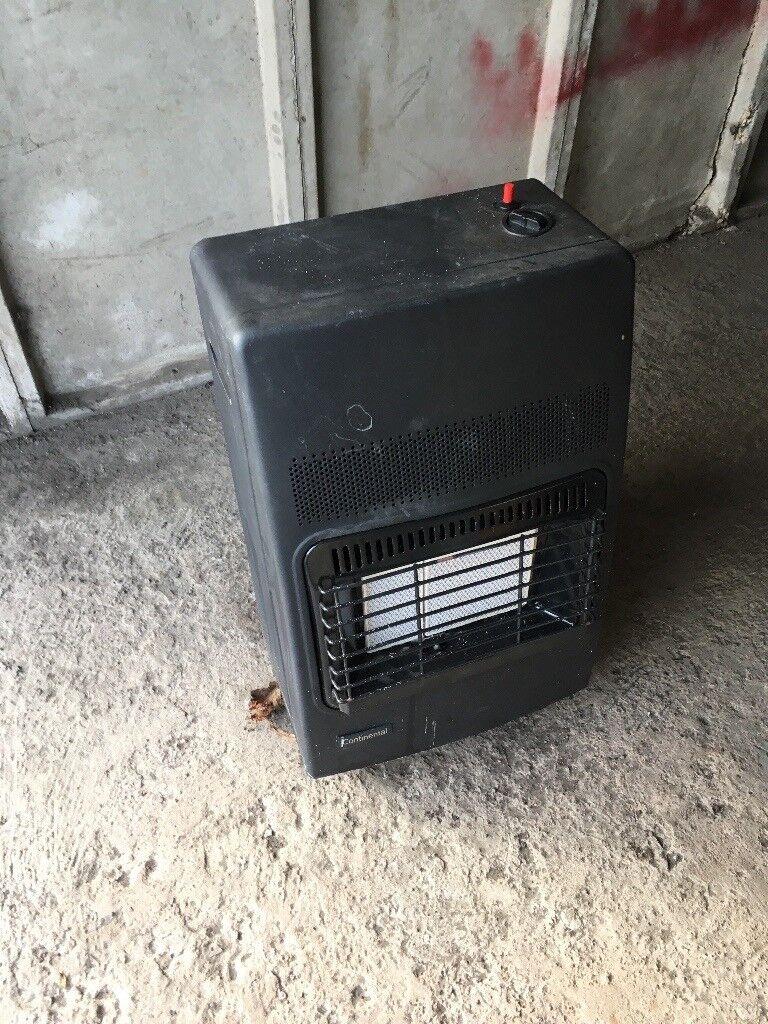 Gas cylinder heater