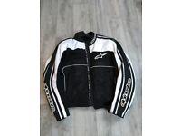 Aplinestars Mesh Motorbike Jacket (Size XL)