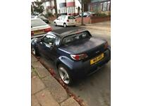 Smart roadster Convertible 0.7 turbo charged