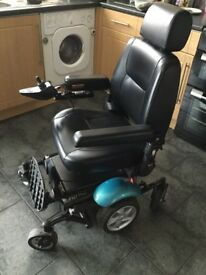 RASCAL P327 POWERCHAIR ELECTRIC WHEELCHAIR. ** CAN DELIVER**