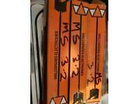 Welding rods 3.2