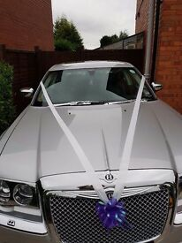 Wedding car hire / PROM hire , late availability, lady chauffeur