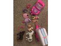 I love ponies PONY DAY OUT playset
