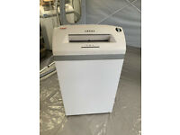 Intimus 120CC3 Professional Office Shredder - Paper / Credit Card / DVD / CD Cross Cut Shredder