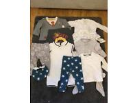 Boys 6-9 month clothes bundle