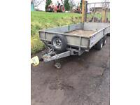 Ifor Williams 14ft Beaver Tail