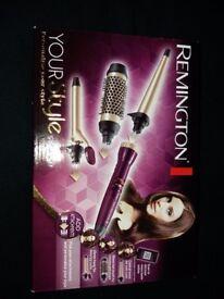 Remington curling tongs