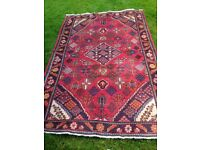 RUG - Iranian - excellent condition - certificate of authentication