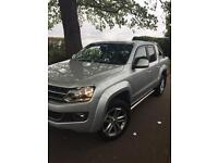 VW Amarok 180ps 4 motion automatic
