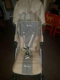 Silver cross pushchair