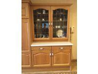 Oak Kitchen plus NEF appliances