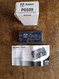 PDI 09 Passive DI box with speaker emulation. £32.