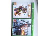 Games battlefield 4 and rare replay