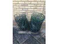 Wire Hanging Baskets