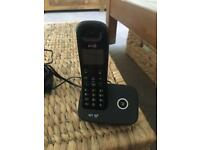 BT portable house phone landline. Hands free. Brand new never used.