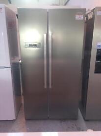 Kenwood American fridge freezer GRADED #3861