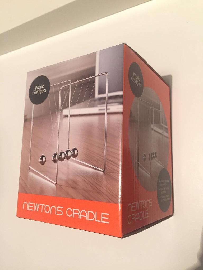 Newtons cradle (new)