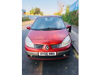 7 SEATERS RENAULT GRAND SCENIC 1.6 VVT DYNAMIQUE 5dr (Euro 4)#V5 READY#MOT