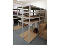 Warehouse/Office Racking/Shelving Job Lot - 52 Units