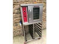 Blodgett single phase oven on stand