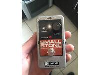 ElectroHarmonix Small Stone Phaser Pedal