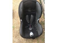Used good condition maxi Cosi car seat 9 months - 5 years priced to sell