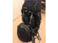 Macpac Genesis 70 travel pack