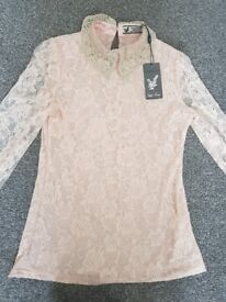 Lace top BNWT