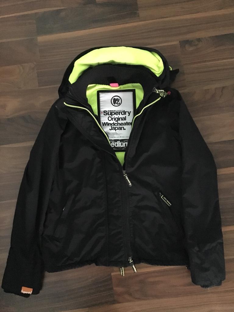 Superdry Jacket - Woman's Medium