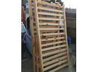 Bunk bed frame for sale
