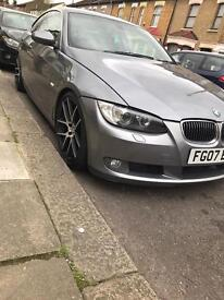 Bmw 325i se e92 exchange with another car!!