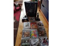 ps3 original works great with 10 games