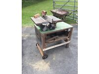 Table top Ripsaw